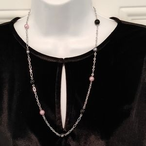 Vintage Fifth Avenue pearl necklace
